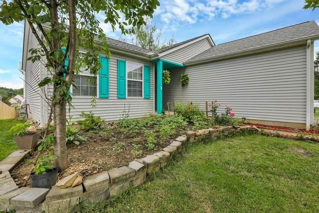 8287 Creekstone Lane, Blacklick, OH 43004 (MLS #221027120) :: Berkshire Hathaway HomeServices Crager Tobin Real Estate