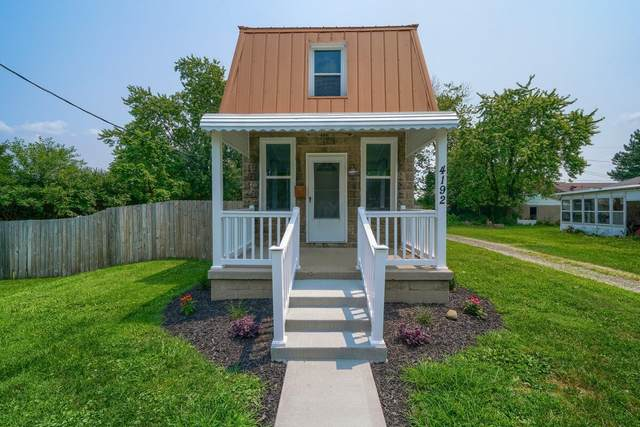 4192 Moore Avenue, Grove City, OH 43123 (MLS #221027121) :: The Raines Group