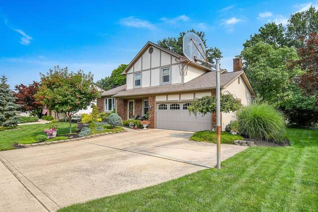 616 Ipswich Street, Westerville, OH 43081 (MLS #221027135) :: Berkshire Hathaway HomeServices Crager Tobin Real Estate