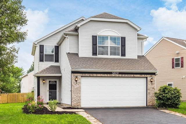 5809 Annmary Road, Hilliard, OH 43026 (MLS #221027151) :: Signature Real Estate