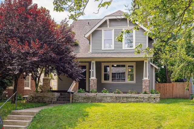1333 Haines Avenue, Columbus, OH 43212 (MLS #221027153) :: Berkshire Hathaway HomeServices Crager Tobin Real Estate