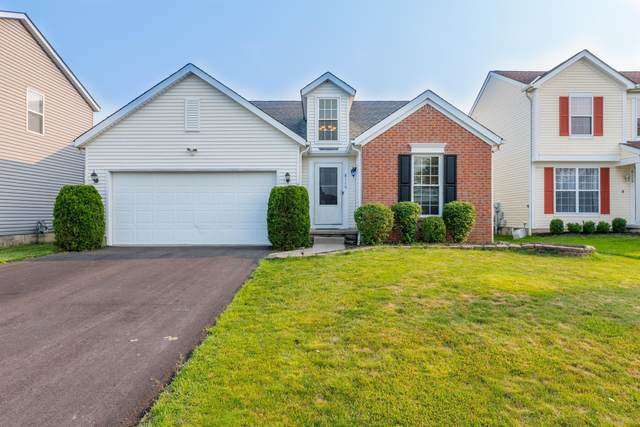 8110 Creekstone Lane, Blacklick, OH 43004 (MLS #221027156) :: Berkshire Hathaway HomeServices Crager Tobin Real Estate
