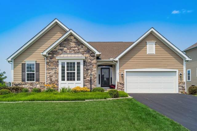 148 Balsam Drive, Pickerington, OH 43147 (MLS #221027161) :: Berkshire Hathaway HomeServices Crager Tobin Real Estate