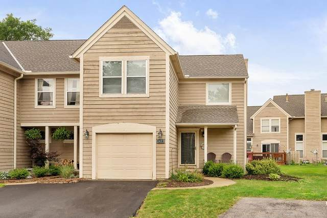 3411 Eastwoodlands Trail, Hilliard, OH 43026 (MLS #221027184) :: The Holden Agency