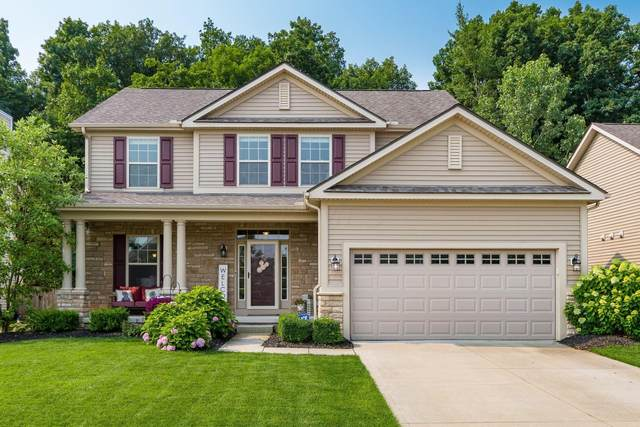 585 Fairland Drive, Sunbury, OH 43074 (MLS #221027223) :: Exp Realty