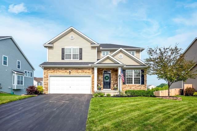 111 Roundwood Court, Pickerington, OH 43147 (MLS #221027247) :: Berkshire Hathaway HomeServices Crager Tobin Real Estate