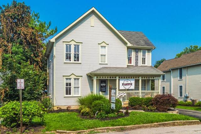 47 S Liberty Street, Powell, OH 43065 (MLS #221027248) :: The Tobias Real Estate Group