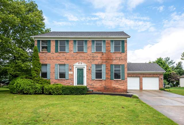 10166 Hounsdale Drive, Pickerington, OH 43147 (MLS #221027251) :: The Raines Group