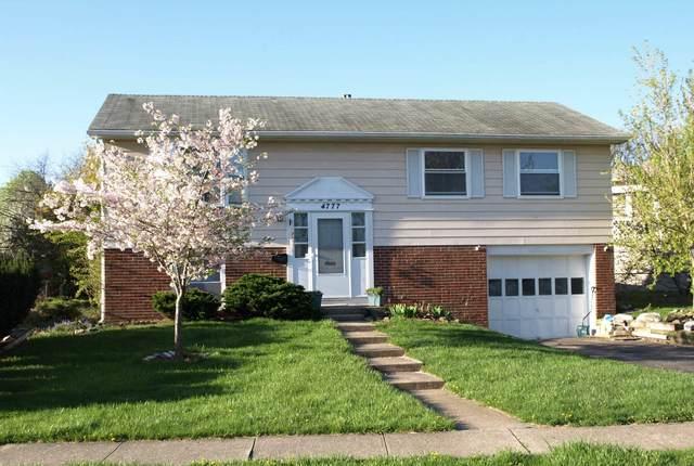 4777 Stiles Avenue, Columbus, OH 43228 (MLS #221027281) :: Signature Real Estate