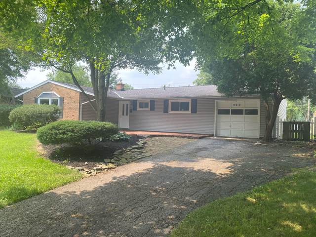 380 Rocky Fork Drive N, Gahanna, OH 43230 (MLS #221027301) :: Exp Realty