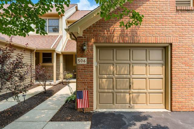 506 Spring Brook W 7-506, Westerville, OH 43081 (MLS #221027303) :: 3 Degrees Realty