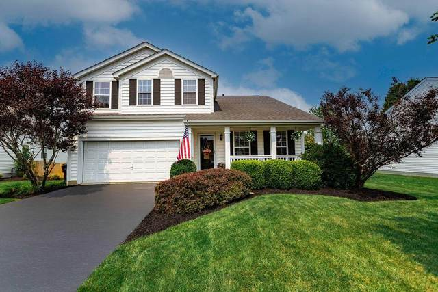 7962 Gladshire Boulevard, Lewis Center, OH 43035 (MLS #221027315) :: Berkshire Hathaway HomeServices Crager Tobin Real Estate