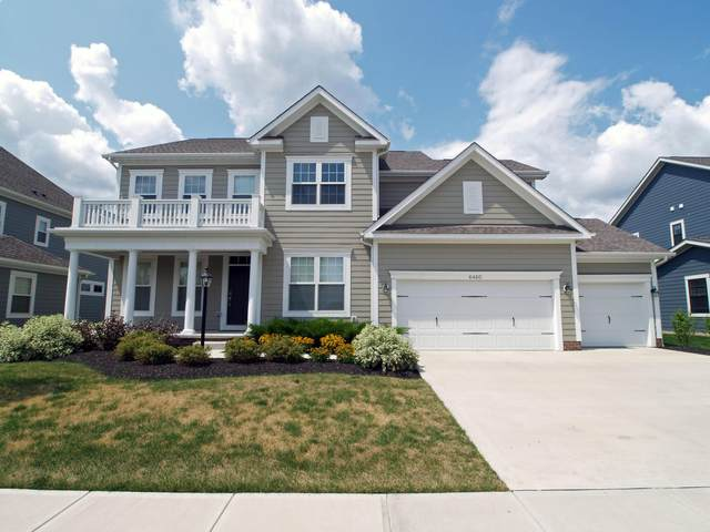 6460 Dicesare Loop, Dublin, OH 43016 (MLS #221027317) :: The Raines Group