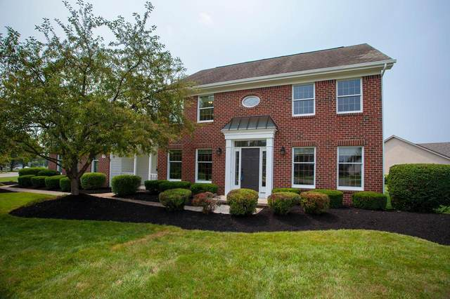 7777 Spring Mill Drive, Canal Winchester, OH 43110 (MLS #221027319) :: Exp Realty