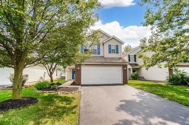 5817 Coldcreek Drive, Hilliard, OH 43026 (MLS #221027333) :: Signature Real Estate
