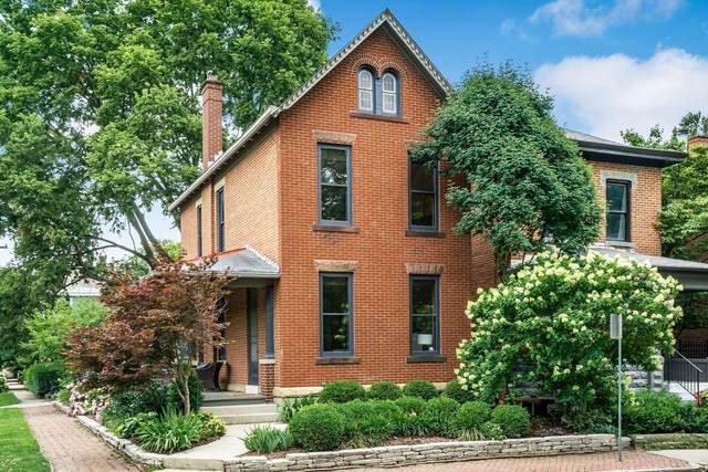 1030 Jaeger Street, Columbus, OH 43206 (MLS #221027343) :: Berkshire Hathaway HomeServices Crager Tobin Real Estate