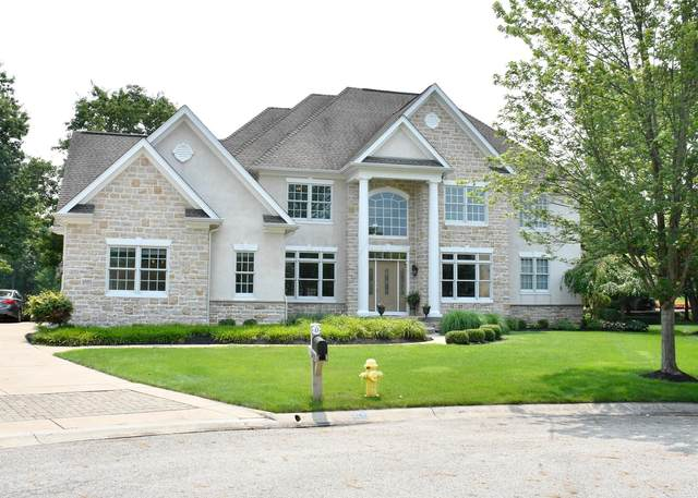 6555 Lions Gate Court, Blacklick, OH 43004 (MLS #221027348) :: CARLETON REALTY
