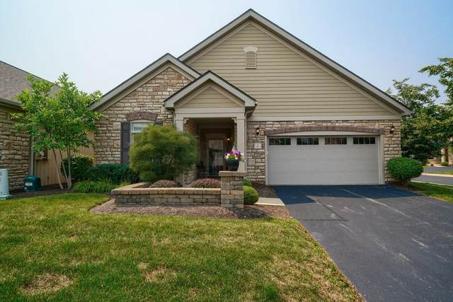3893 Coral Creek Court, Powell, OH 43065 (MLS #221027349) :: The Raines Group