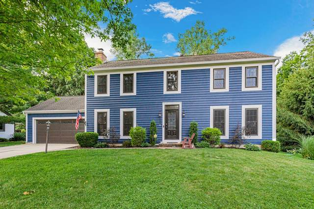 395 Mainsail Drive, Westerville, OH 43081 (MLS #221027379) :: Signature Real Estate