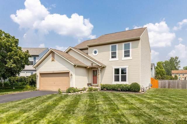 2170 Jarrow Court, Hilliard, OH 43026 (MLS #221027387) :: Berkshire Hathaway HomeServices Crager Tobin Real Estate