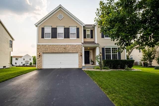 211 Carson Court, Pickerington, OH 43147 (MLS #221027390) :: The Tobias Real Estate Group