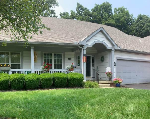 6417 Upper Lake Circle, Westerville, OH 43082 (MLS #221027397) :: 3 Degrees Realty