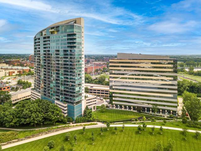 1 Miranova Place #710, Columbus, OH 43215 (MLS #221027401) :: Sandy with Perfect Home Ohio