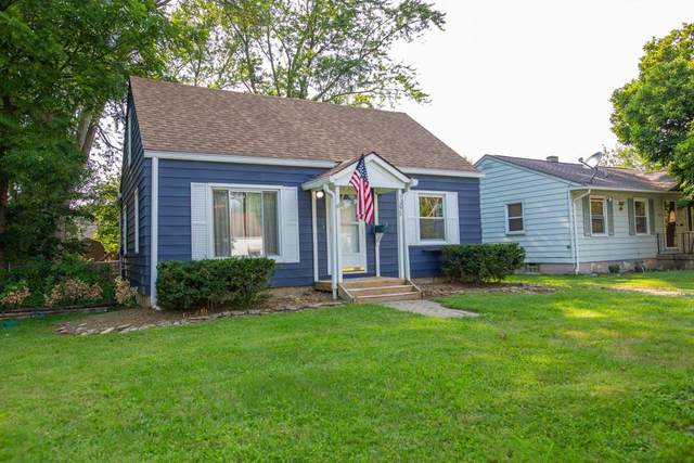 1097 Kenilworth Place, Columbus, OH 43209 (MLS #221027422) :: The Raines Group