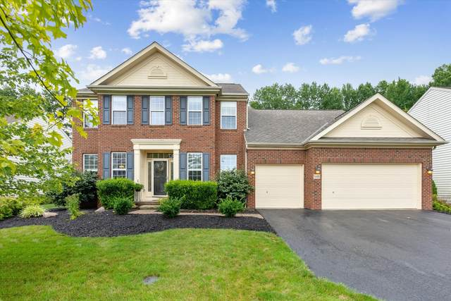 5690 Alston Grove Drive, Westerville, OH 43082 (MLS #221027445) :: Jamie Maze Real Estate Group