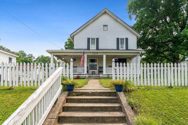 117 W High Street, Mount Gilead, OH 43338 (MLS #221027484) :: The Holden Agency