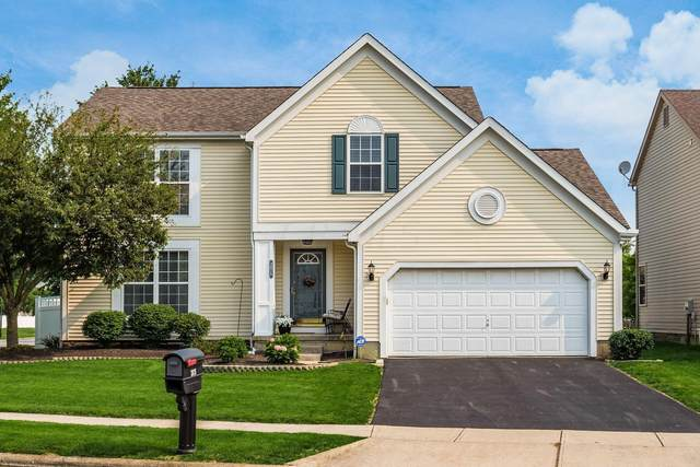 3075 Andrew James Drive, Hilliard, OH 43026 (MLS #221027487) :: Exp Realty