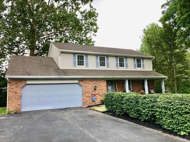 9999 Alliston Drive, Pickerington, OH 43147 (MLS #221027495) :: The Raines Group