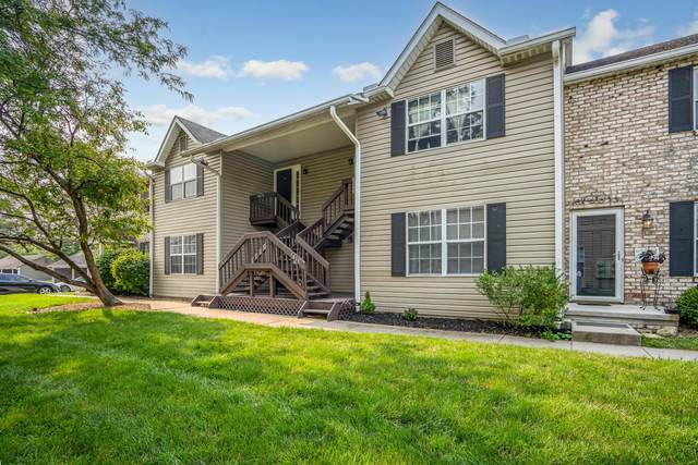 7835 Meadowhaven Boulevard #71, Columbus, OH 43235 (MLS #221027498) :: The Raines Group