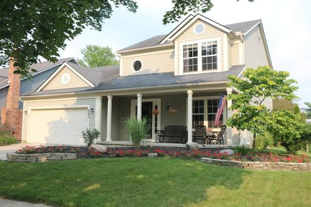 690 Waybaugh Drive, Gahanna, OH 43230 (MLS #221027531) :: Greg & Desiree Goodrich | Brokered by Exp