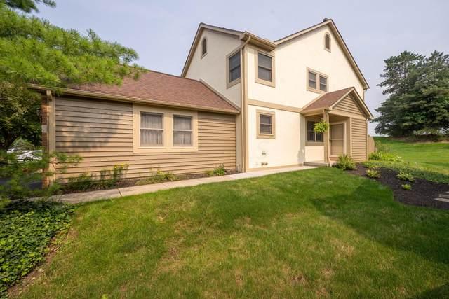 1297 Spring Brook Court 5-1297, Westerville, OH 43081 (MLS #221027551) :: Sam Miller Team