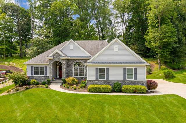 895 Howell Drive, Newark, OH 43055 (MLS #221027568) :: Signature Real Estate