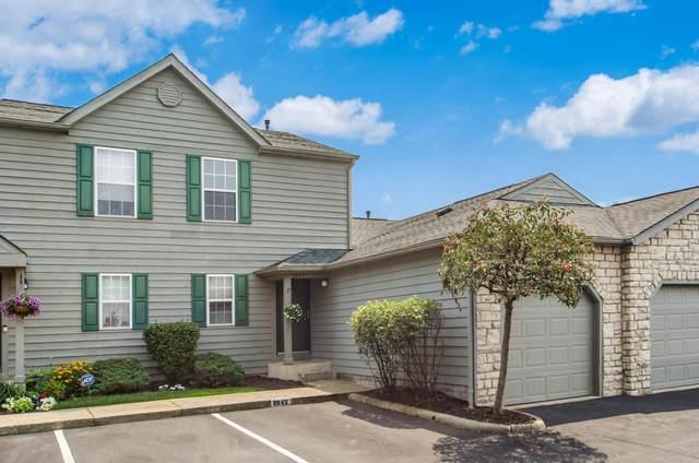 5642 Blendonridge Drive 91D, Columbus, OH 43230 (MLS #221027572) :: Berkshire Hathaway HomeServices Crager Tobin Real Estate