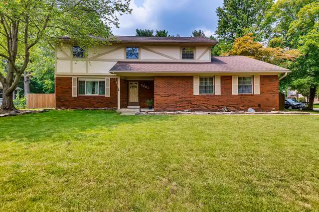2392 Olde Sawmill Boulevard, Dublin, OH 43016 (MLS #221027577) :: Signature Real Estate