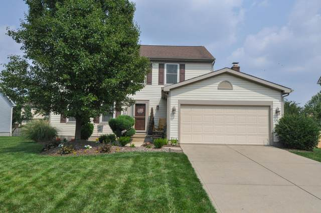 3412 Grovepark Drive, Grove City, OH 43123 (MLS #221027578) :: Berkshire Hathaway HomeServices Crager Tobin Real Estate