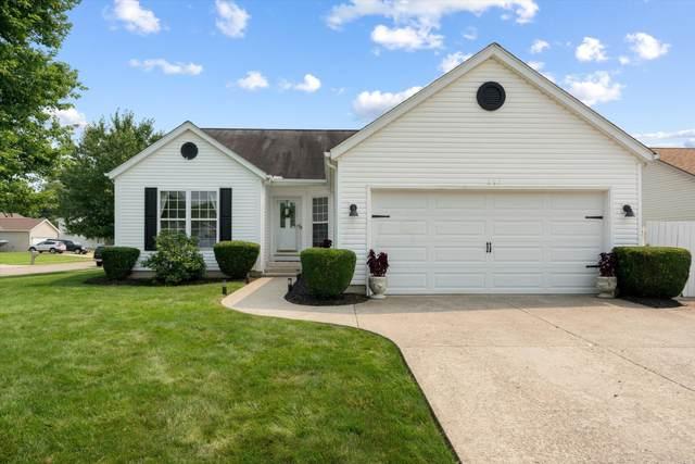 397 Shamrock Lane, Newark, OH 43055 (MLS #221027621) :: Signature Real Estate