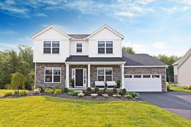 354 Passina Road, Delaware, OH 43015 (MLS #221027625) :: Exp Realty