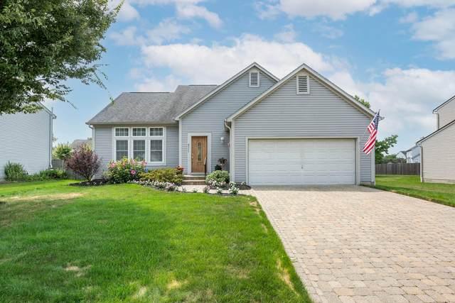 8975 Trinity Circle, Reynoldsburg, OH 43068 (MLS #221027653) :: Berkshire Hathaway HomeServices Crager Tobin Real Estate