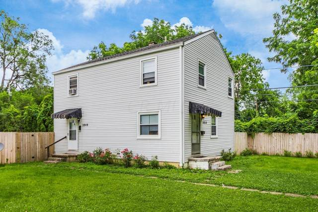 2848-2850 Columbus Avenue, Bexley, OH 43209 (MLS #221027660) :: The Holden Agency