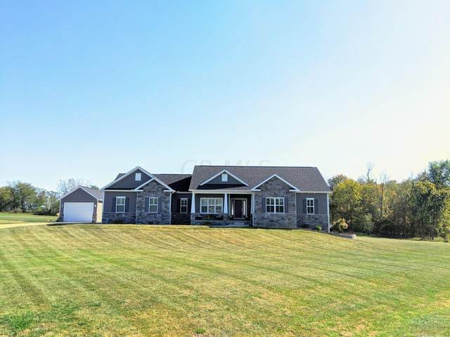 121 Liberty Ridge Court, Johnstown, OH 43031 (MLS #221027670) :: The Holden Agency