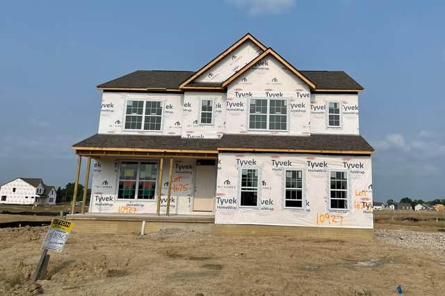 10927 Bellflower Drive Lot 1675, Plain City, OH 43064 (MLS #221027685) :: Sam Miller Team