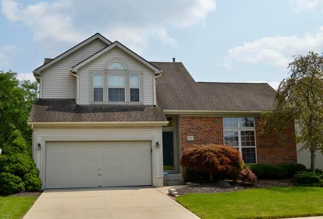 5397 Whispering Oak Boulevard, Hilliard, OH 43026 (MLS #221027691) :: Signature Real Estate
