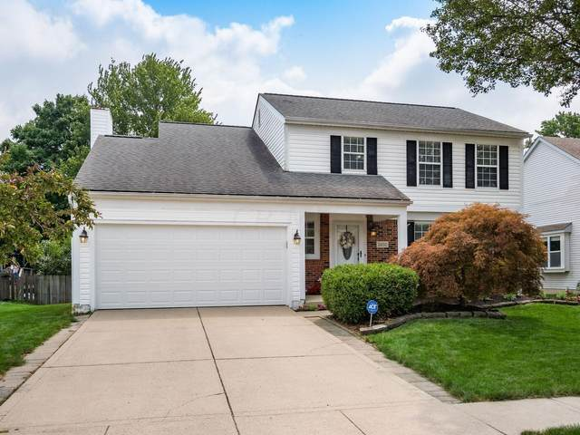 2650 Copperwood Road, Hilliard, OH 43026 (MLS #221027732) :: Exp Realty