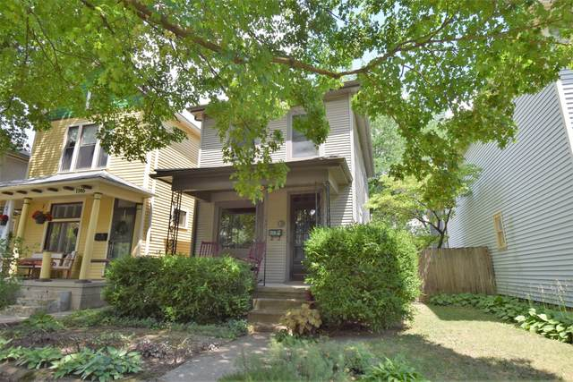 1144 Harrison Avenue, Columbus, OH 43201 (MLS #221027733) :: Berkshire Hathaway HomeServices Crager Tobin Real Estate