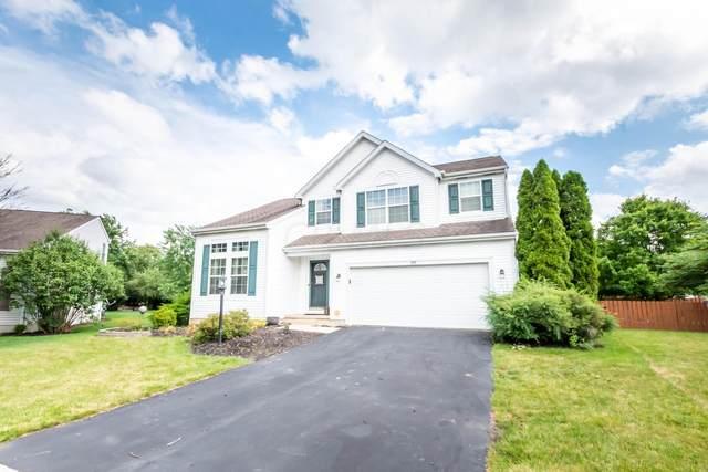 399 Moss Court, Marysville, OH 43040 (MLS #221027740) :: Berkshire Hathaway HomeServices Crager Tobin Real Estate