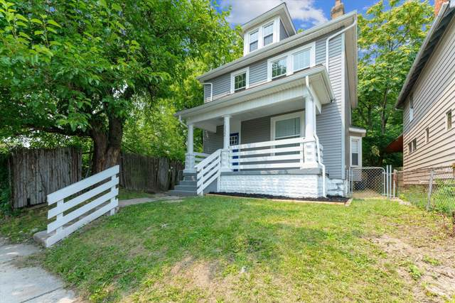 1332 Cole Street, Columbus, OH 43205 (MLS #221027779) :: 3 Degrees Realty